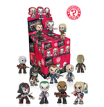 Suicide Squad Mystery Minifiguren 6 cm Display (12)