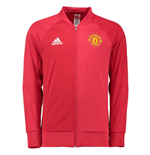Jacke Manchester United FC 2016-2017 (Rot)