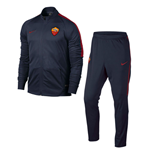 Trainingsanzug AS roma Nike Woven Tracksuit (Obsidian) - Kids