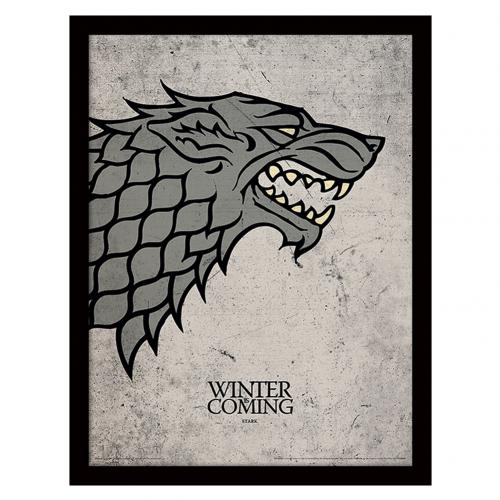 Poster Game of Thrones (Game of Thrones) Stark