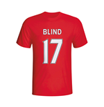 T-Shirt Manchester United FC (Rot)