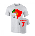 T-Shirt Portugal Fussball