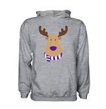 Sweatshirt Real Madrid (Grau) Rudolph Supporters