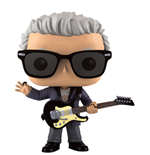 Doctor Who POP! Television Vinyl Figur 12th Doctor With Guitar 9 cm