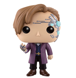 Doctor Who POP! Television Vinyl Figur 11th Doctor (Mr. Clever) 9 cm