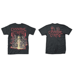 T-Shirt Cannibal Corpse  235828