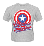 T-Shirt Captain America  235880
