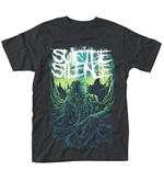 T-Shirt Suicide Silence The Falling