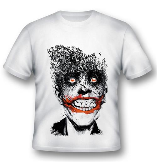 T-Shirt Batman Joker by Jock