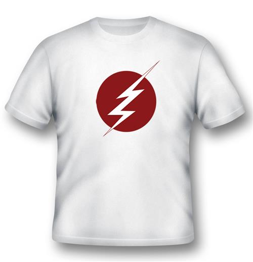 T-Shirt Flash Lighthing Logo