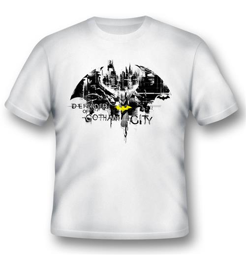 T-Shirt Batman Defender Of Gatham City
