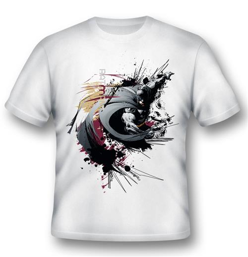 T-Shirt Batman Spash
