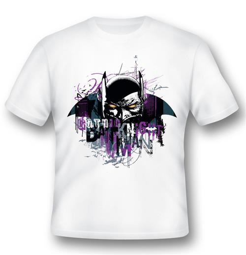 T-Shirt Batman Gothic Knight