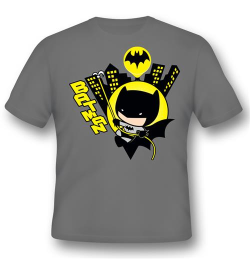 T-Shirt Batman Chibi