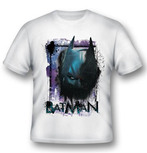 T-Shirt Batman Arkham
