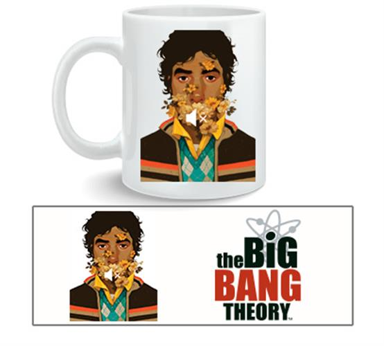 Tasse Big Bang Theory Raj Nosound