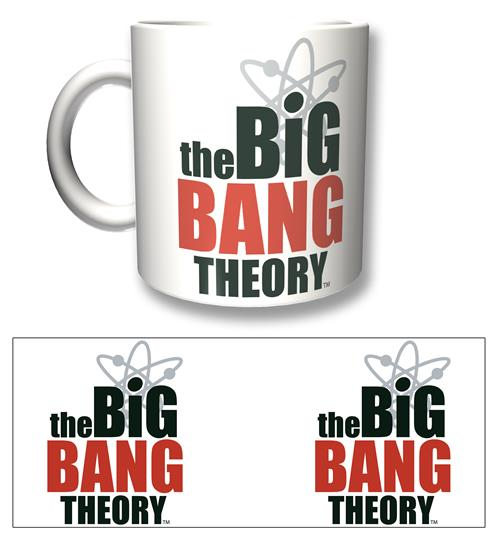 Tasse Big Bang Theory Logo
