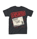 T-Shirt Exploited : Punks not Dead
