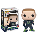 NFL POP! Football Vinyl Figur Jimmy Graham (Seattle Seahawks) 9 cm