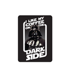 Magnet Star Wars - Coffee On The Dark Side