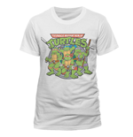 T-Shirt Ninja Turtles - Group