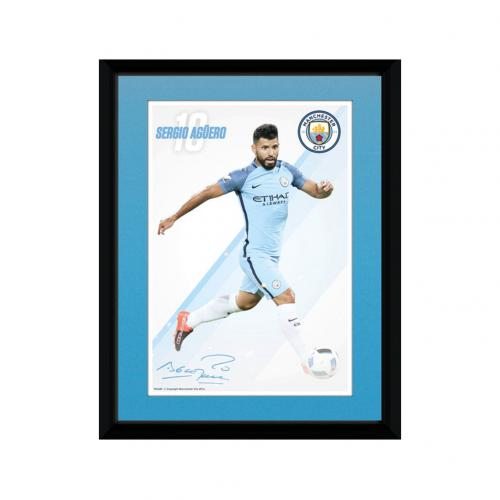 Poster Manchester City FC 236347