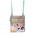 Schultertasche The Secret of Pets (Puppies)