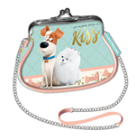 Schultertasche The Secret of Pets (Kiss)
