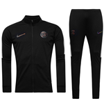Trainingsanzug Paris Saint-Germain 2016-2017 (Schwarz)