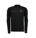 Sweatshirt Paris Saint-Germain 2016-2017 (Schwarz)