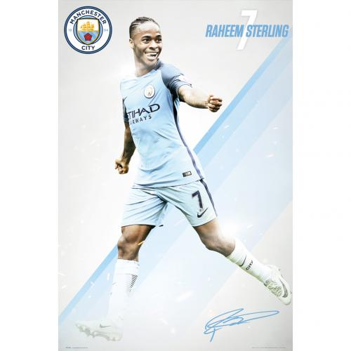 Poster Manchester City FC 236632