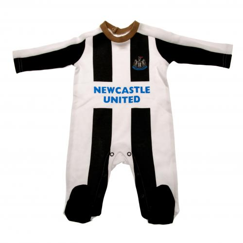 Pijama Baby Newcastle United F.C. (0/3 Monate)
