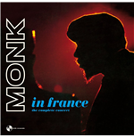 Vinyl Thelonious Monk - In France - The Complete Concert