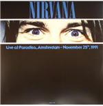 Vinyl Nirvana - Live At Paradiso  Amsterdam November 25  1991