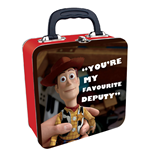 Box Toy Story Metallkoffer Square Favourite Deputy