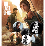 Brosche The Last Of Us 237218