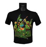 T-Shirt Ninja Turtles 237274