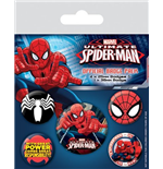 Brosche Spiderman 237276