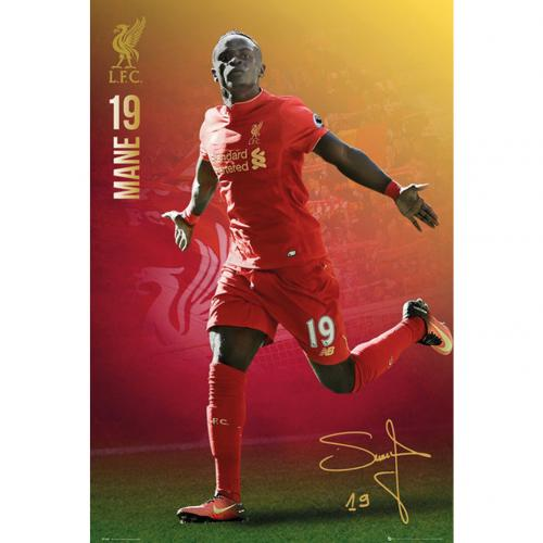 Poster Liverpool FC 237378
