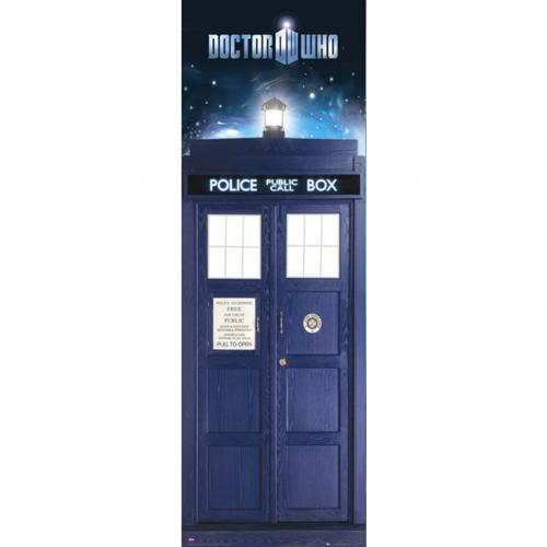 Poster Doctor Who  237437