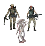 Aliens Actionfiguren 18 cm Serie 9 Sortiment (14)