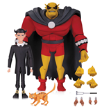 Batman The Animated Series Actionfiguren Doppelpack Etrigan with Klarion 15 cm