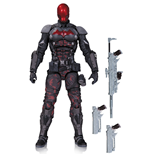 Batman Arkham Knight Actionfigur Red Hood 17 cm