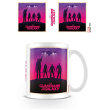 Guardians of the Galaxy Tasse Ship