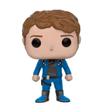 Star Trek Beyond POP! Vinyl Figur Chekov (Survival Suit) 9 cm