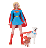 DC Comics Designer Actionfigur Supergirl by Darwyn Cooke 17 cm
