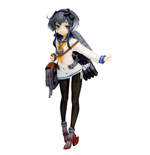 Kantai Collection PVC Statue 1/7 Tokitsukaze 20 cm