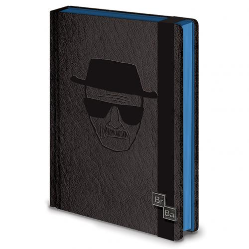 Notizbuch Breaking Bad Premium A5