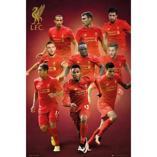 Poster Liverpool FC 238329