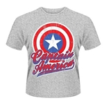T-Shirt Captain America  238494